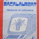 Bacalaureat - Probleme de matematica -Alexandru Leonte , Ion Virtopeanu