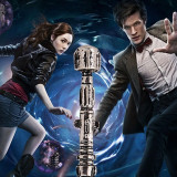 Cumpara ieftin Pandantiv Serial Doctor Who Sonic ScrewDriver - Surubelnita Retro Calitate