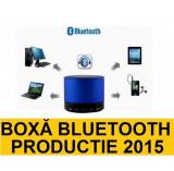 Boxa BLUETOOTH portabila MP3 PLAYER Bass + Cablu USB