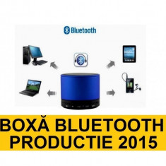 Boxa BLUETOOTH portabila MP3 PLAYER Bass + Cablu USB