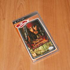 Joc UMD pentru PSP - Pirates of the Caribbean Dead Man's Chest Essential , nou