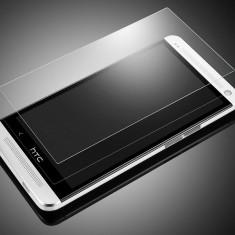 Folie sticla HTC ONE M7 - tempered glass ecran display lcd - Folie de protectie