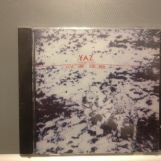 YAZOO (YAZ ) - YOU AND ME BOTH (1983/MUTE REC/USA ) - CD/SIGILAT/NOU - Muzica Pop warner