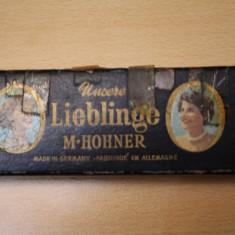MUZICUTA-HOHNER UNSERE-LIEBLINGE-GERMANY-D=12X3 CM