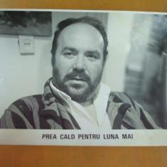 George Constantin Prea cald pentru luna mai 1983 Maria Callas Dinescu - Carte Postala Muntenia dupa 1918, Bucuresti, Necirculata, Fotografie
