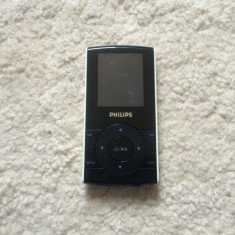 Mp3 Player Defect Philips Go Gear 4gb, Negru, Display