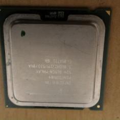 Procesor PC Intel Pentium 4 3, 06GHz SL9CA, Numar nuclee: 1, Peste 3.0 GHz, LGA775
