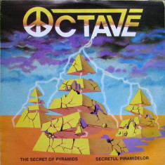 Octave – Secretul piramidelor (LP - Romania - VG) - Muzica Rock electrecord, VINIL