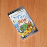 Joc UMD pentru PSP - Geronimo Stilton in the Kingdom of Fantasy , sigilat