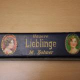 MUZICUTA-HOHNER UNSERE-LIEBLINGE-GERMANY-D=17X3 CM