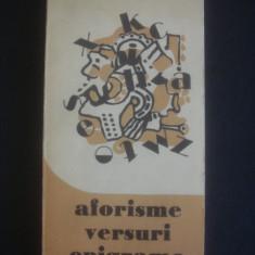 STANISLAW JERZY LEE - AFORISME VERSURI EPIGRAME