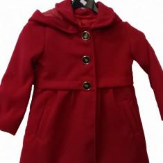 Palton copii, fetite diferite marimi, Marime: S, Culoare: Alta