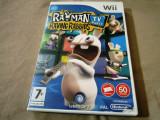 Joc Rayman Raving Rabbids TV Party,  Wii, original, alte sute de jocuri!, Actiune, 3+, Multiplayer, Ubisoft