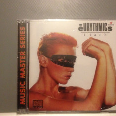 EURYTHMICS - TOUCH (1984/RCA REC/ UK) - CD/SIGILAT/NOU - Muzica Pop rca records