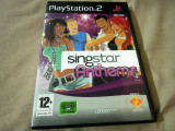 Joc Singstar Anthems, PS2, original, alte sute de jocuri!, Simulatoare, 12+, Single player, Sony