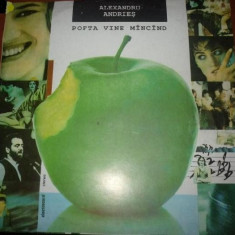 Alexandru Andries – Pofta vine mancand (LP - Romania - VG) - Muzica Folk electrecord, VINIL