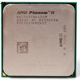 Procesor Quad Core Am3 AMD Phenom II X4 965 Black Edition 3.4Ghz 6MBL3 125W TRAY, 4