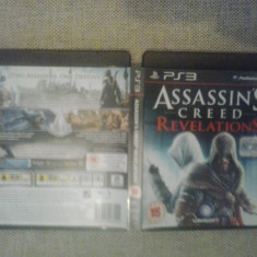 Assassin's Creed Revelations - PS3 - GameLand - Jocuri PS3, Actiune, 16+, Single player