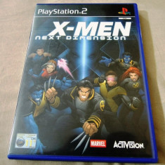 Joc X-Men Next Dimension, PS2, original, alte sute de jocuri! - Jocuri PS2 Activision, Actiune, 12+, Single player