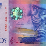 CAPUL VERDE █ bancnota █ 1000 Escudos █ 2014 █ UNC █ necirculata - bancnota africa