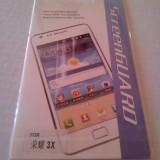 Folie protectie Huawei Honor 3X G750 - screen guard ecran display lcd