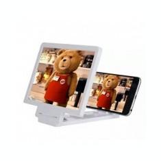 Lupa 3D pentru extindere display smartphone