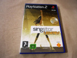 Joc Singstar Legends, PS2, original, alte sute de jocuri!, Simulatoare, 12+, Single player, Sony