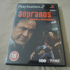 Joc The Sopranos Road to Respect, PS2, original, alte sute de jocuri! - Jocuri PS2 Thq, Actiune, 18+, Single player