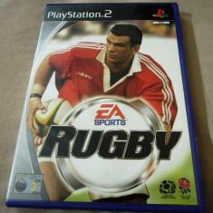 Joc Rugby, PS2, original, alte sute de jocuri! - Jocuri PS2 Eidos, Sporturi, 3+, Multiplayer
