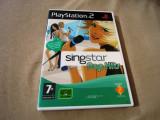 Joc Singstar Pop Hits, PS2, original, alte sute de jocuri!, Simulatoare, 12+, Single player, Sony