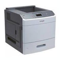 Imprimanta laser monocrom Lexmark T654DN, Duplex, Retea, 53ppm - Imprimanta laser alb negru Lexmark, DPI: 1200, A4, Peste 50 ppm
