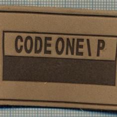 405 -EMBLEMA- CODE ONE/P - BRAND RENUMIT DE IMBRACAMINTE -starea care se vede