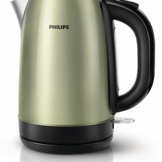 Fierbator Philips HD9322/30, 2200W, 1.7 litri, Olive