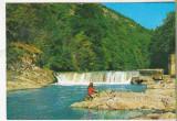 Bnk cp Baile Herculane - Cascada pe Valea Cernei - circulata, Printata