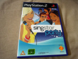 Joc Singstar Party, PS2, original, alte sute de jocuri!, Simulatoare, 12+, Single player, Sony