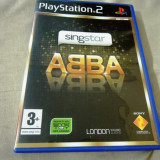 Joc Singstar ABBA, PS2, original, alte sute de jocuri!