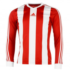 In STOC! Bluza Fotbal Adidas Long Sleeve Football - Originala - Marimea M,L