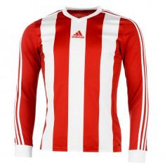 In STOC! Bluza Fotbal Adidas Long Sleeve Football - Originala - Marimea M - Echipament fotbal Adidas, Marime: M/L, Tricou fotbal