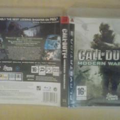 Call of Duty 4 Modern Warfare - Joc PS 3 ( GameLand ) - Jocuri PS3, Shooting, 18+, Multiplayer