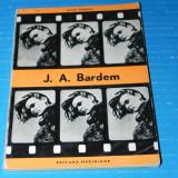 J A Bardem - Alice Manoiu - colectia biblioteca cinefilului (09605