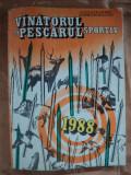 ALMANAHUL VANATORUL SI PESCARUL SPORTIV - ANUL 1988