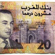 102. MAROC 20 DIRHAMS 2005 SR. 224 - bancnota africa