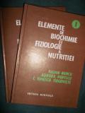 Elemente de biochimie si iziologie a nutritiei, Iulian Mincu