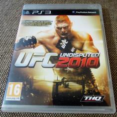 Joc UFC 2010 Undisputed, PS3, original, alte sute de jocuri! - Jocuri PS3 Thq, Actiune, 16+, Multiplayer