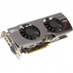 Placa video Gaming MSI Radeon HD6950 Twin Frozr III OC 1GB DDR5 256-bit - Placa video PC Msi, PCI Express, Ati
