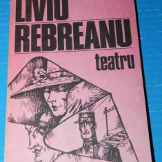 Liviu Rebreanu - Teatru Cadrilul, Plicul, Apostolii (09614