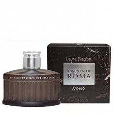 Laura Biagiotti Essenza di Roma Uomo EDT 75 ml pentru barbati - Parfum barbati Laura Biagiotti, Apa de toaleta