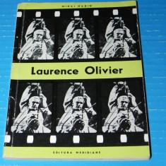 Laurence Olivier - Mihai Nadin colectia biblioteca cinefilului (09606 - Carte Cinematografie