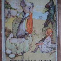 PERIPETIILE ALISEI IN TARA MINUNILOR - LEWIS KARROLL - carte pentru copii - Carte educativa