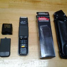 HaarSchneider, aparat de tuns (baterii)